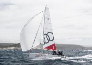Die B/one-Boote starten bei der Kieler Woche