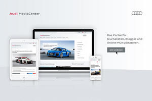 New Audi MediaCenter now online