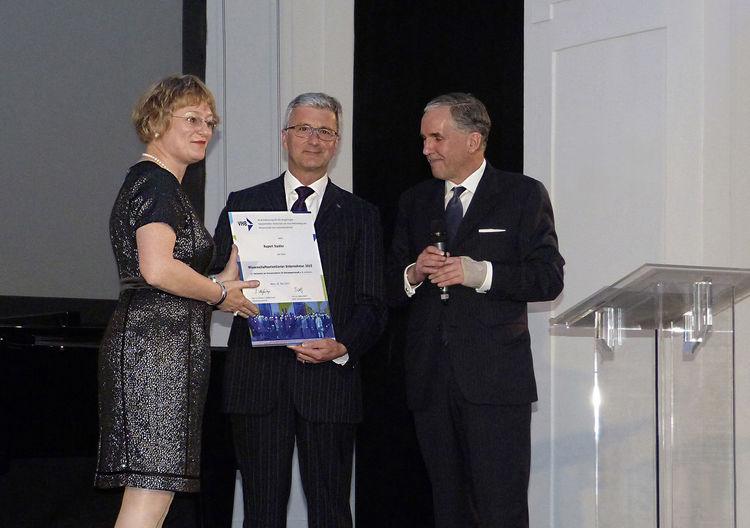 Betriebswirtschaftler ehren Rupert Stadler