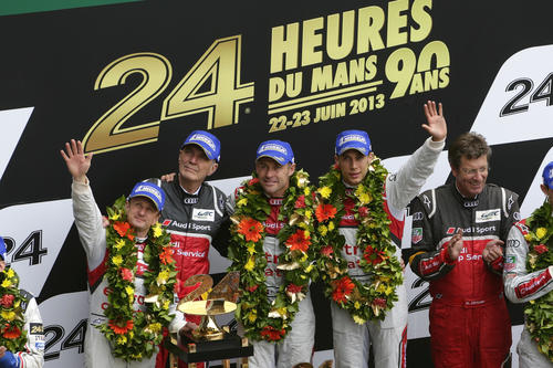 Le Mans 2013