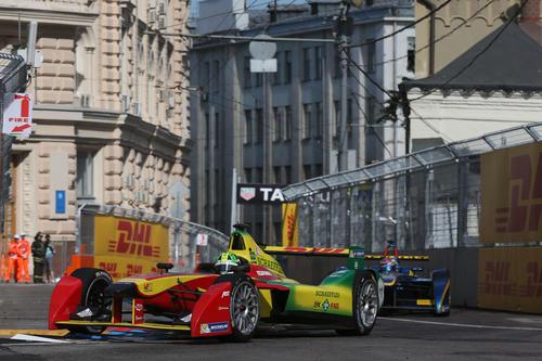 FIA Formula E Moscow 2015