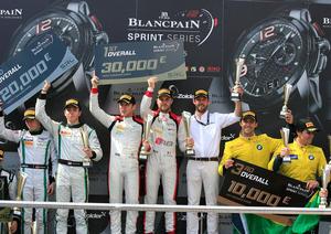Blancpain Sprint Series Zolder 2015