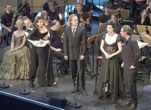 Salzburger Festspiele zu Gast in Ingolstadt 2004