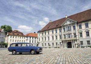 Zehn Audi-Klassiker bei zehnter Donau Classic