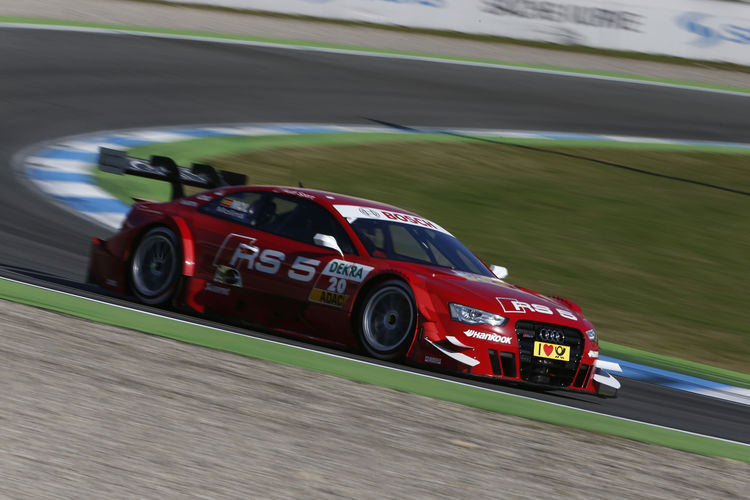 Audi in the role of the hunter at DTM finale