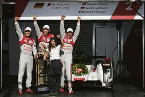 24 Stunden Le Mans 2014