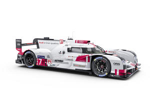 Audi R18 e-tron quattro (2015) 360 degrees