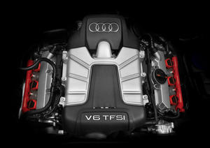 Audi SQ5 3.0 TFSI (USA model)