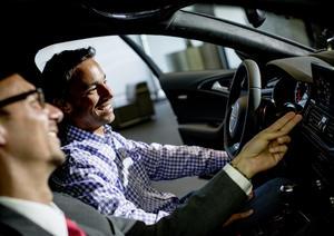 2 Millionster Besucher im Audi Forum Neckarsulm