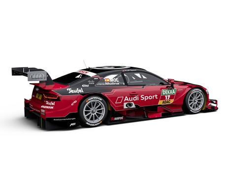 Audi RS 5 DTM (2015) 360 Grad