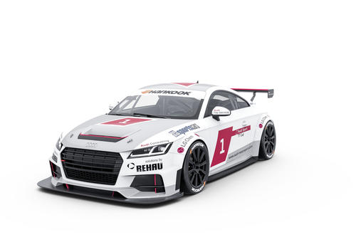 Audi TT cup (2015) 360 degrees