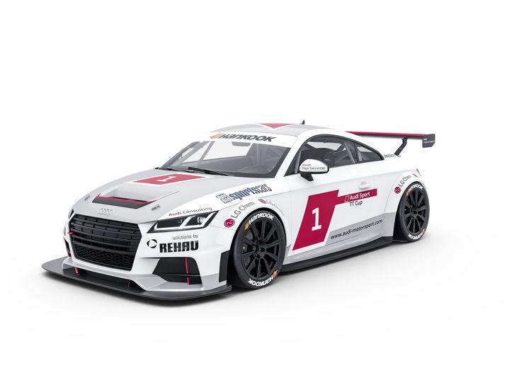 Audi TT cup (2015) 360 degrees
