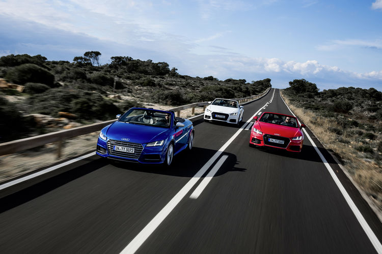 AUDI AG: Sales in the Americas increase 11 percent in May