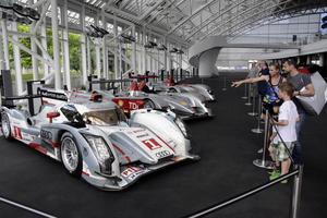 Le Mans an den Foren