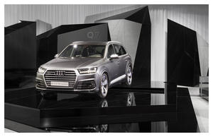 """The great quattro"" by Audi at Design Miami/Basel"