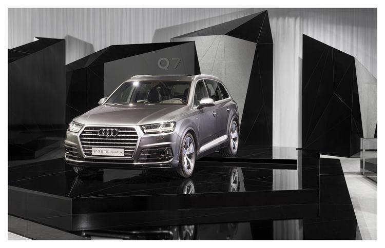 """""""The great quattro"""" von Audi auf der Design Miami/Basel"""