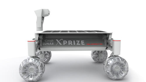 Mission Mondlandung: Audi engagiert sich im Wettbewerb Google Lunar XPRIZE