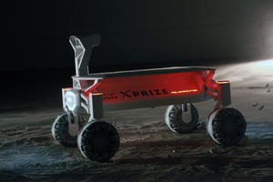 Mission to the moon: AUDI AG supports the Google Lunar XPRIZE