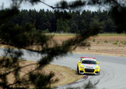 Audi Sport TT Cup VIP Test Groß Dölln