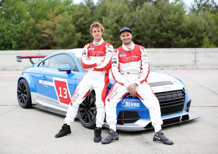 Audi Sport TT Cup VIP-Test Groß Dölln