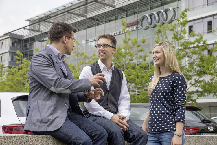 Universum study: top places for Audi amongst young professionals