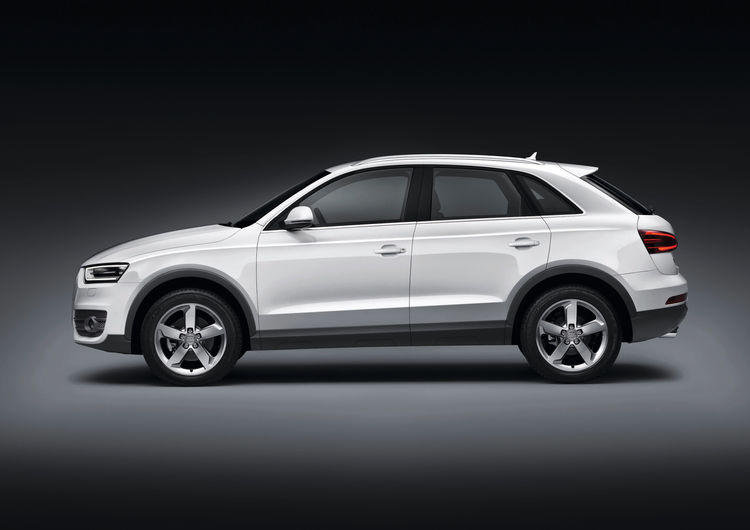 The Audi A Premium Suv In Compact Form Audi Mediacenter