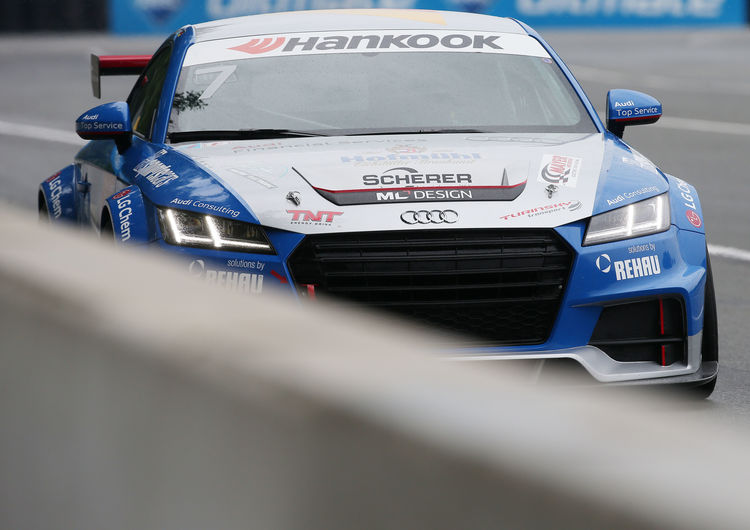 Audi Sport TT Cup Norisring 2015