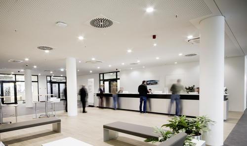Audi eröffnet neues Service Center