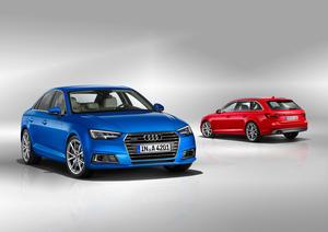 Audi A4 Avant 3.0 TDI quattro; Audi A4 2.0 TFSI quattro