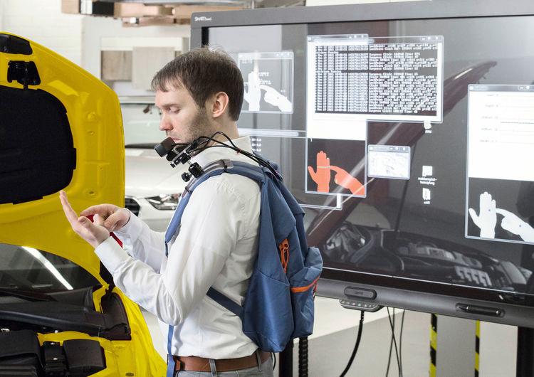 Audi Production Lab: Reise in die Zukunft