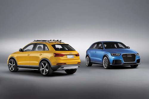 Audi Q3 jinlong yufeng / Audi RS Q3 concept