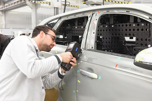 Quality Assurance – exterior master jig Audi A4 Avant
