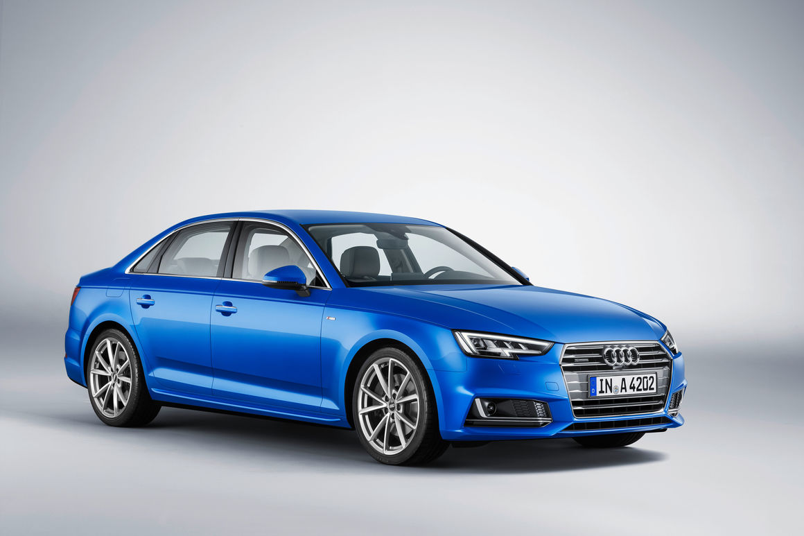 Audi audi a4 coup : High tech all the way – the new Audi A4 and A4 Avant | Audi ...