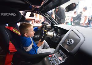 Vier Ringe. Ein Erlebnis.  Audi Erlebnistag im Audi Forum Neckarsulm