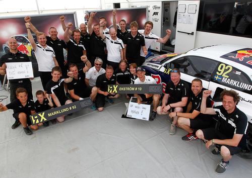 World RX Höljes 2015