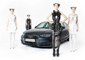 Audi meets Fashion