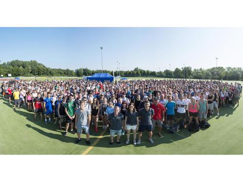 22. Sportfest der Audi-Auszubildenden in Ingolstadt: Schwitzen für den guten Zweck