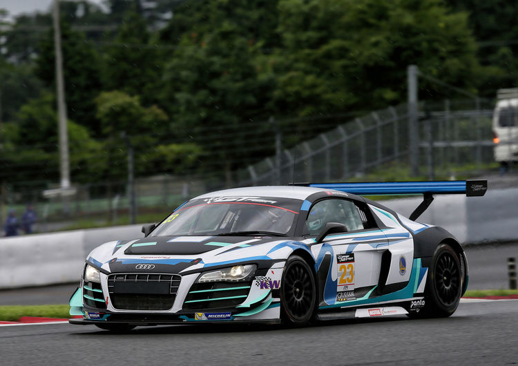 GT Asia Fuji