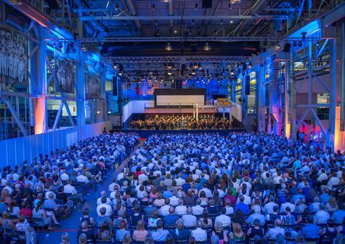 Audi Sommerkonzerte 2015