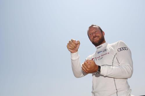 Audi Sport TT Cup VIP Test: Guest drivers Spielberg
