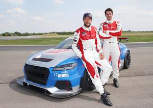 Audi Sport TT Cup VIP-Test: Gaststarter Spielberg