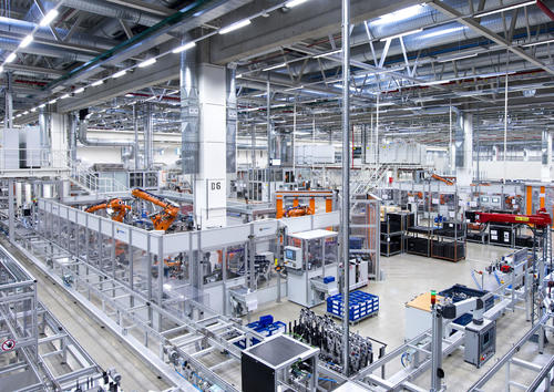 Audi production in Münchsmünster is picking up speed