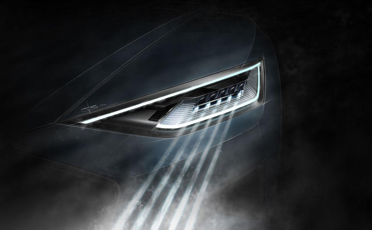 Lighting Technology Audi Mediacenter