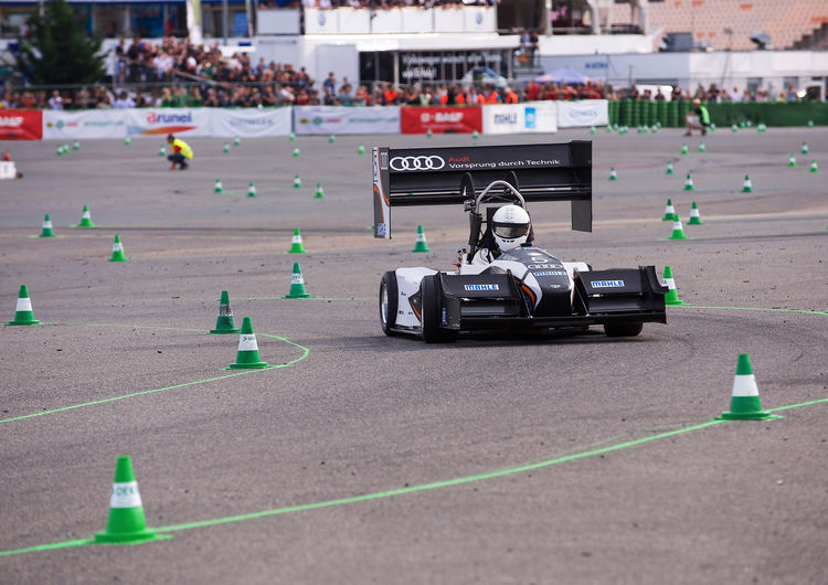 Audi is ready for start of Formula Student Germany