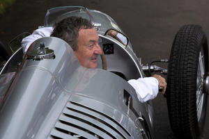 Meeting of legends in Goodwood