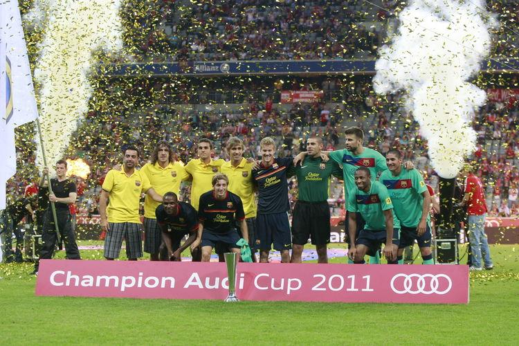 Audi Cup 2011
