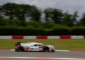 WEC Test Nürburgring 2015