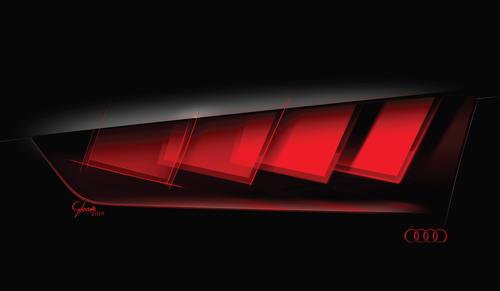 Audi OLED Technologie