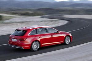 Audi Group continuing along growth path after first half of 2015