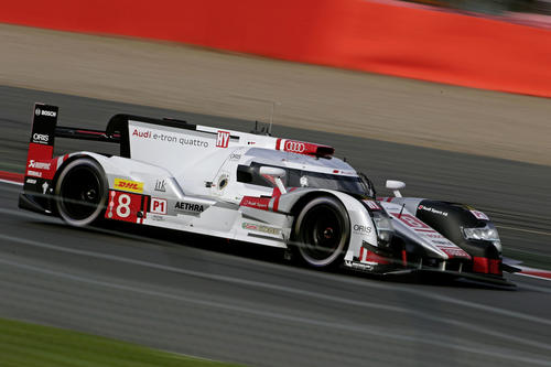 Audi starts WEC season from second row